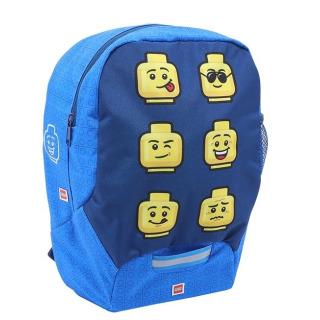Obrázek 1 produktu LEGO Faces Blue - batoh do školky