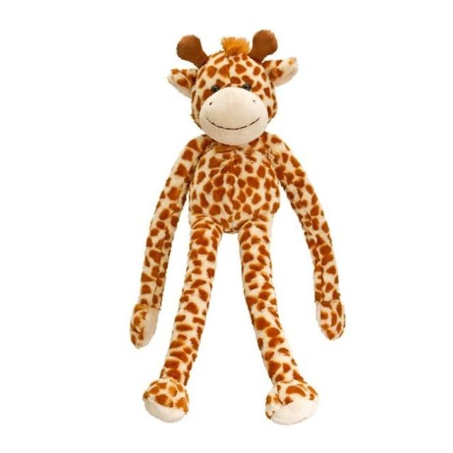 Obrázek produktu Plyšová zvířata Dangly Wild 55cm Žirafa
