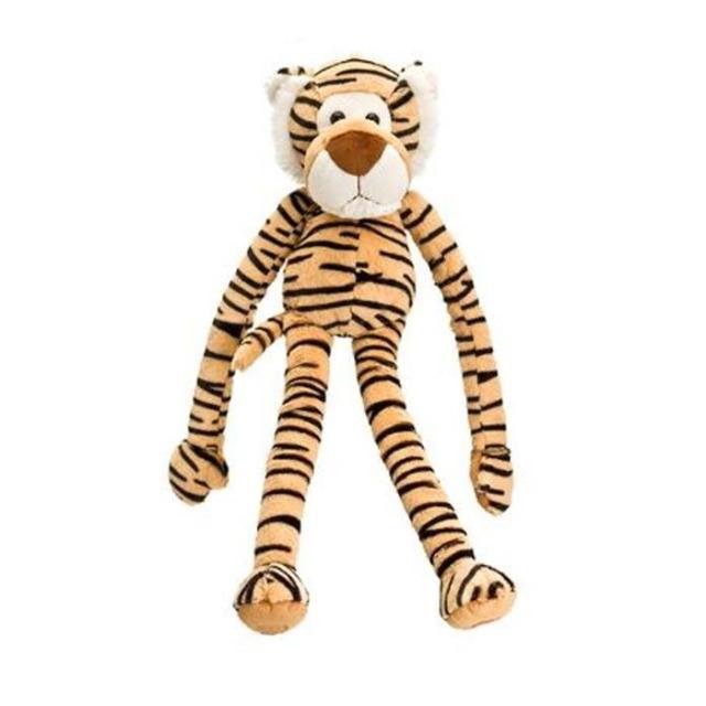 Obrázek produktu Plyšová zvířata Dangly Wild 55cm Tygr
