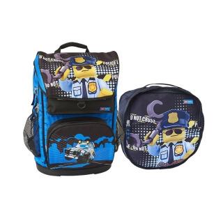 Obrázek 1 produktu LEGO CITY Police Cop Maxi - školní aktovka, 2 dílný set