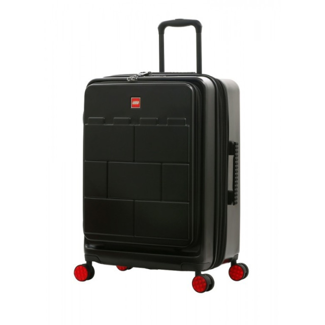 "Obrázek produktu LEGO Luggage FASTTRACK 24"" Černý"
