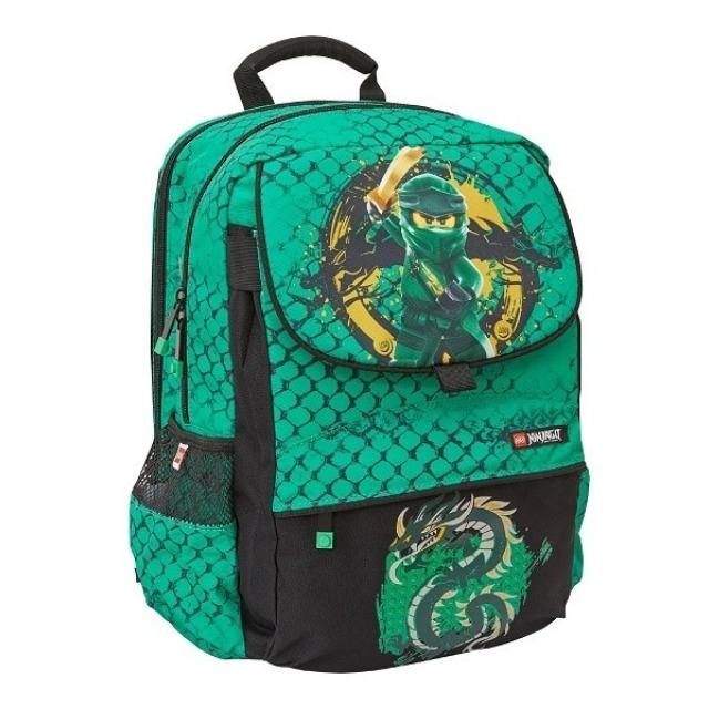 Obrázek produktu LEGO Ninjago Green Hansen - školní batoh