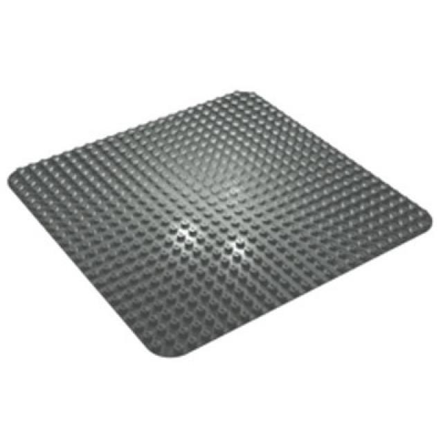Obrázek produktu Podložka na stavění šedá 38 x 38 cm