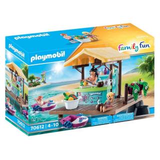 Obrázek 1 produktu Playmobil 70612 Půjčovna šlapadel s džusovým barem
