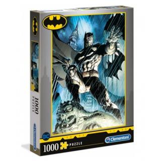 Obrázek 1 produktu Clementoni 39576 Puzzle DC Comics Batman 1000 dílků