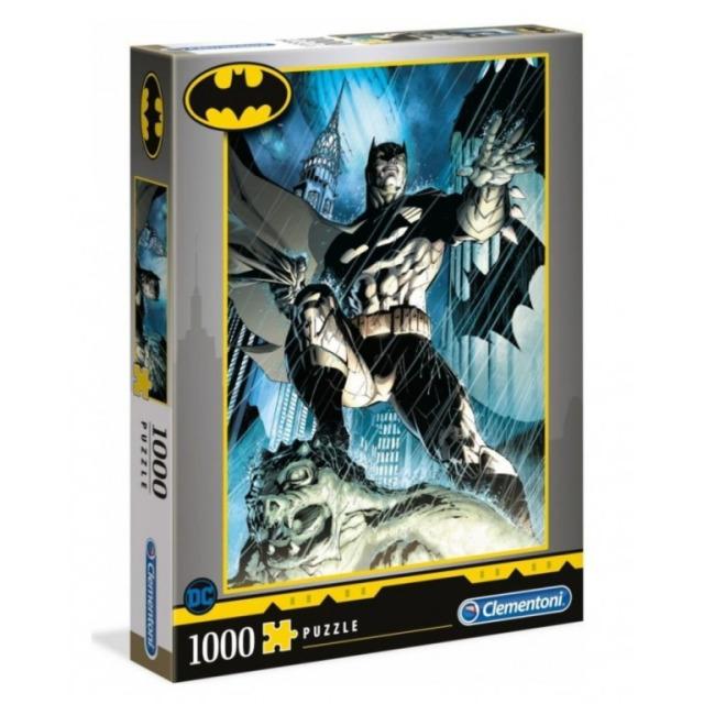 Obrázek produktu Clementoni 39576 Puzzle DC Comics Batman 1000 dílků
