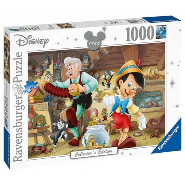 Obrázek produktu Ravensburger 16736 Puzzle Disney Pinocchio 1000 dílků