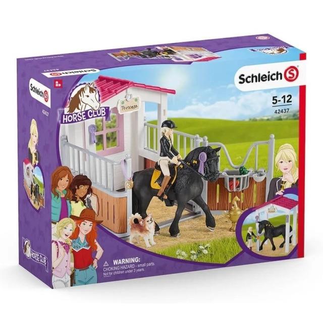 Obrázek produktu Schleich 42437 Stáj s koněm klubová, Tori + Princess