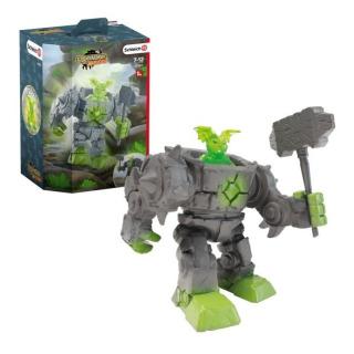Obrázek 1 produktu Schleich 42547 Eldrador Mini Creatures Kamenný Robot