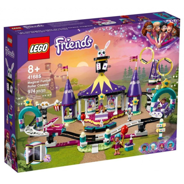 Obrázek produktu LEGO Friends 41685 Kouzelná horská dráha