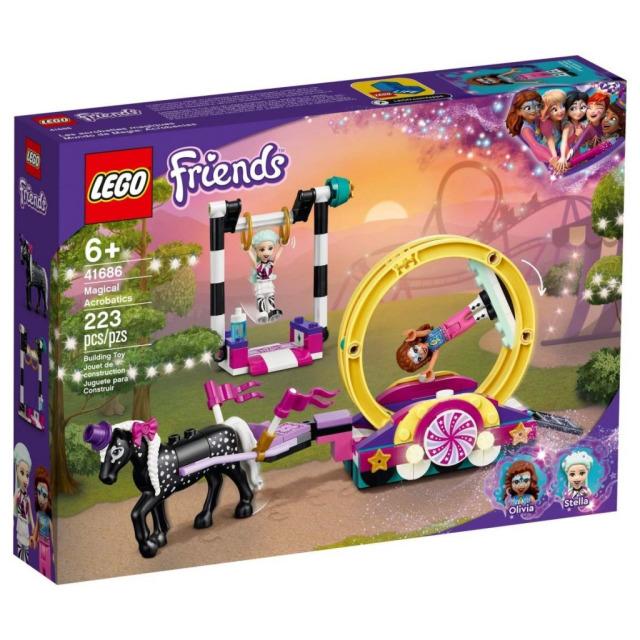 Obrázek produktu LEGO Friends 41686 Kouzelná akrobacie