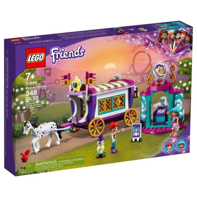 Obrázek produktu LEGO Friends 41688 Kouzelný karavan