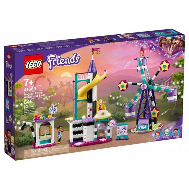 Obrázek produktu LEGO Friends 41689 Kouzelné pouťové atrakce