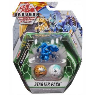 Obrázek 1 produktu Bakugan startovací sada 3ks S3 Dragonoid Ultra x Falcron x Ferascal