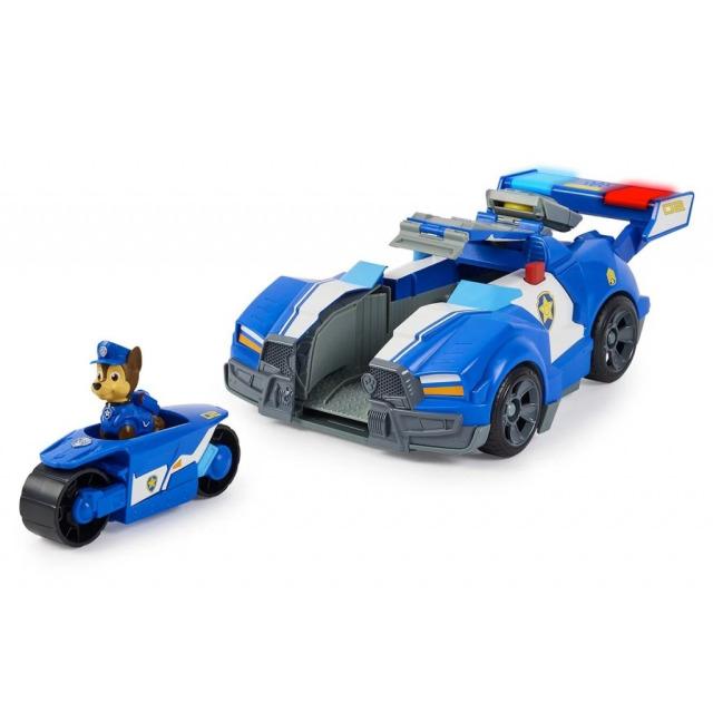 Obrázek produktu Tlapková patrola Film Chaseovo auto s motorkou v jednom