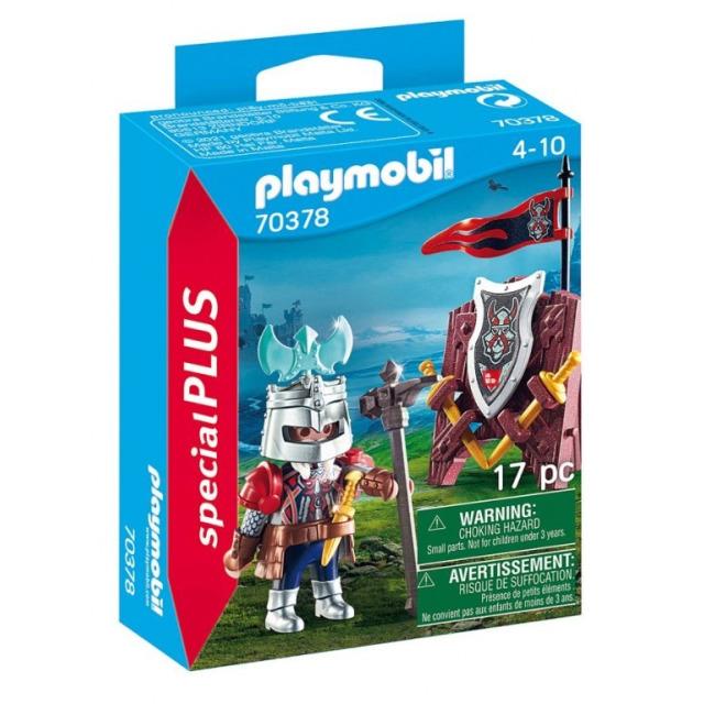 Obrázek produktu Playmobil 70378 Trpasličí rytíř