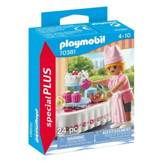 Obrázek produktu Playmobil 70381 Cukrářka