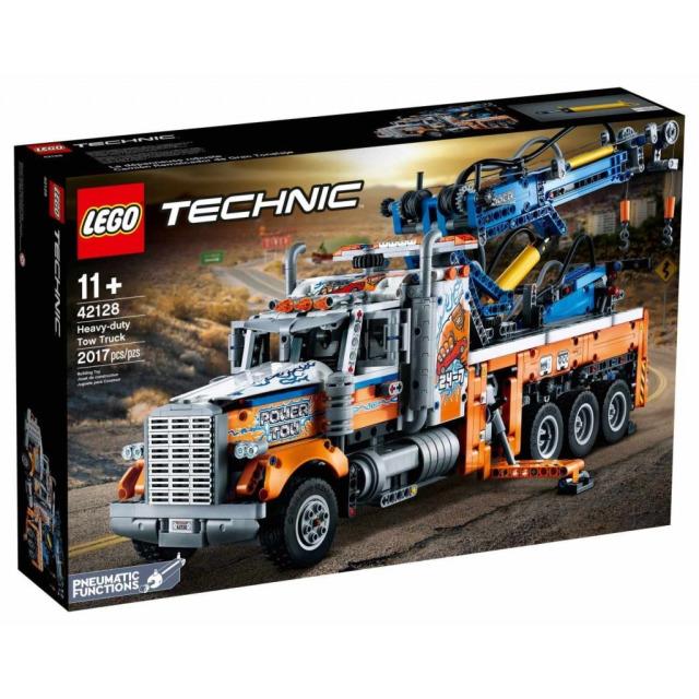 Obrázek produktu LEGO TECHNIC 42128 Výkonný odtahový vůz