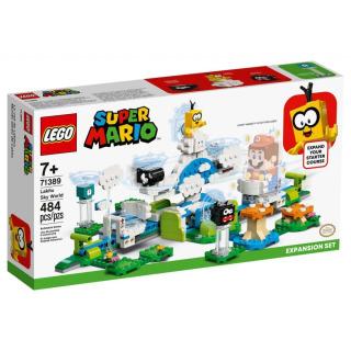 Obrázek 1 produktu LEGO SUPER MARIO 71389 Lakitu a svět obláčků – rozšiřující set