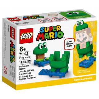 Obrázek 1 produktu LEGO SUPER MARIO 71392 Žába Mario – obleček