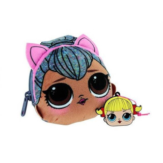 Obrázek 1 produktu L. O. L. Plyšový přívěsek KittyQueen