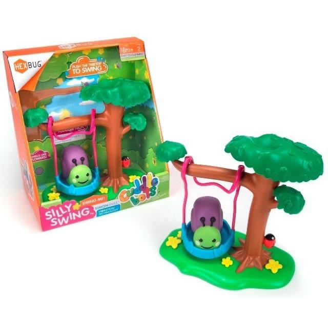 Obrázek produktu HEXBUG CuddleBots - Houpačka, hrací set