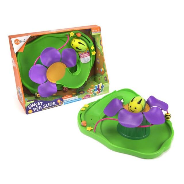 Obrázek produktu HEXBUG CuddleBots - Skluzavka, hrací set