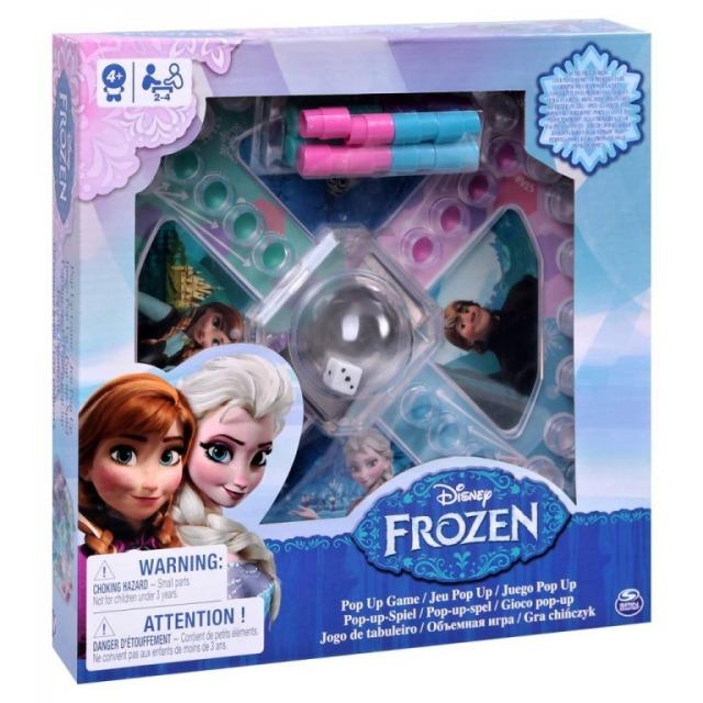 Obrázek produktu Spin Master Člověče nezlob se cestovní Frozen