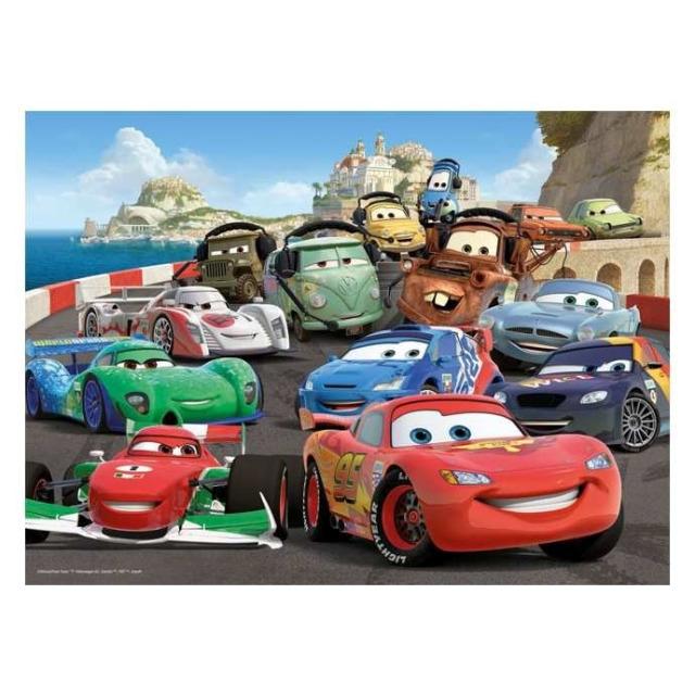 Obrázek produktu Ravensburger 10615 Puzzle Cars 2 100 XXL dílků