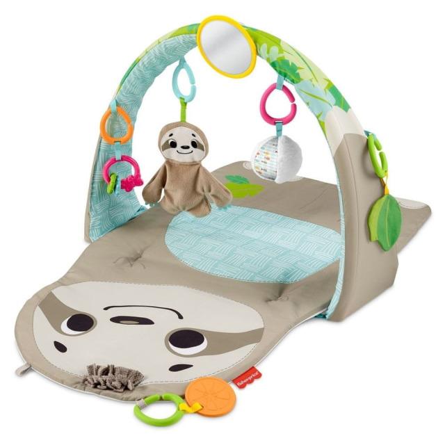 Obrázek produktu Fisher Price Hrací dečka s lenochodem, Mattel GNB52
