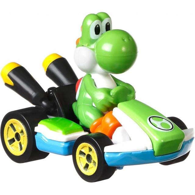 Obrázek produktu Hot Wheels Mariokart YOSHI, Mattel GLP38