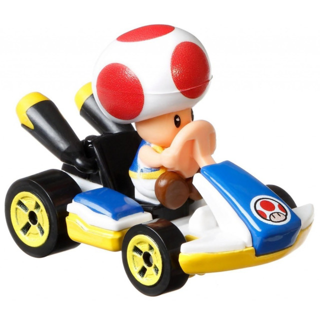 Obrázek produktu Hot Wheels Mariokart TAOD, Mattel GJH63