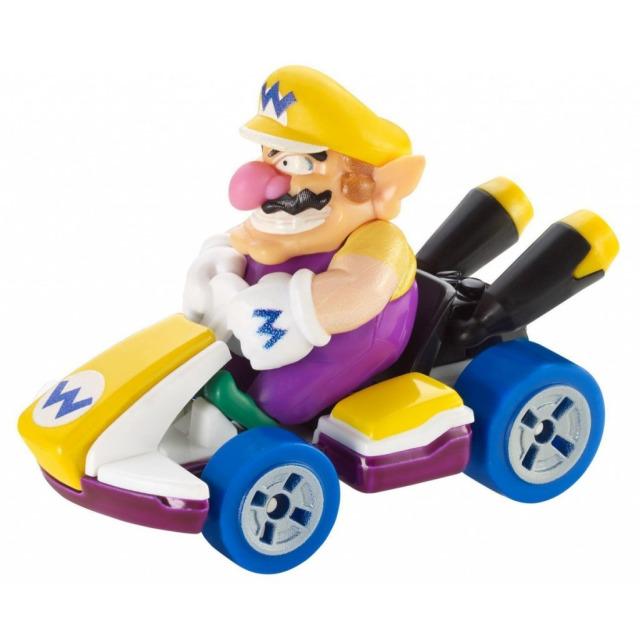 Obrázek produktu Hot Wheels Mariokart WARIO, Mattel GBG32