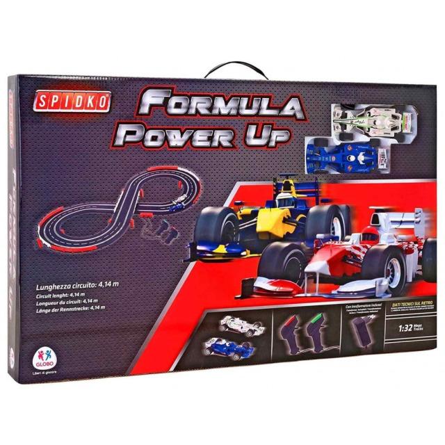 Obrázek produktu Spidko Autodráha 414 cm Formule 1:32