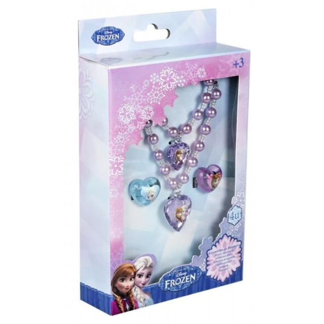 Obrázek produktu Sada šperků Frozen, Ledové království