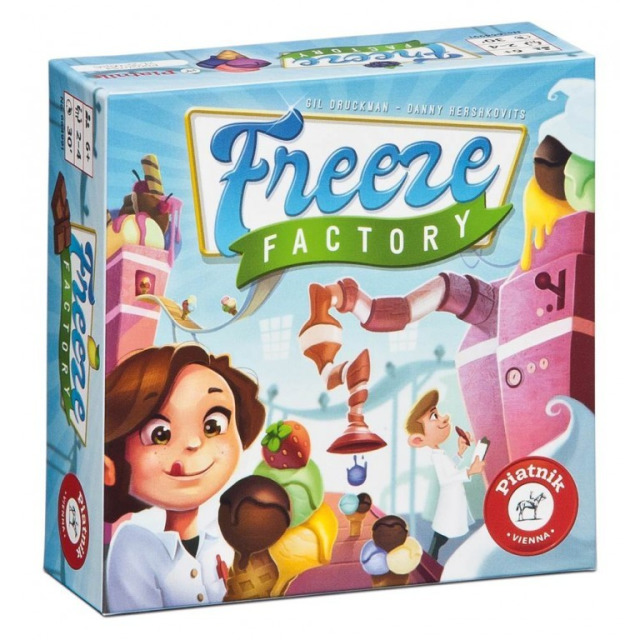 Obrázek produktu Piatnik Freeze Factory