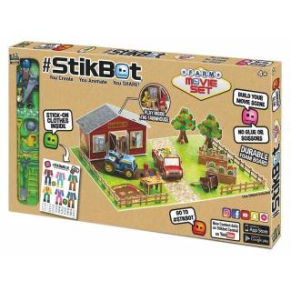Obrázek 1 produktu EP line Stikbot filmařská sada farma
