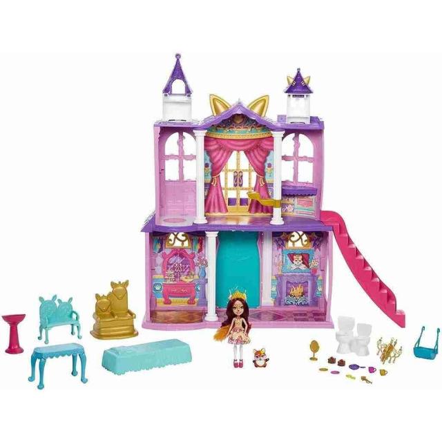 Obrázek produktu ENCHANTIMALS Královský zámek kolekce Royal herní set, Mattel GYJ17