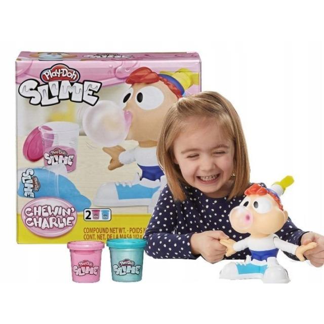 Obrázek produktu Hasbro Play Doh SLIME Charlieho bubliny