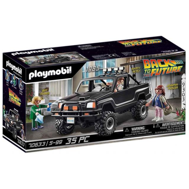 Obrázek produktu Playmobil 70633 Back to the Future Martyho kultovní Pick-up