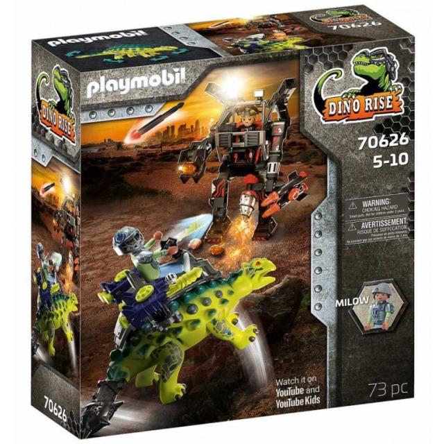 Obrázek produktu Playmobil 70626 Saichania: Obrana robota bojovníka