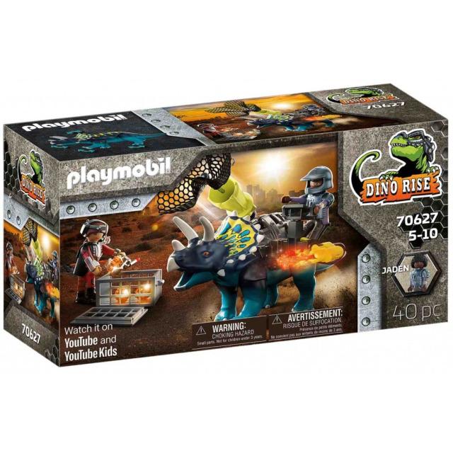 Obrázek produktu Playmobil 70627 Triceratops Spor o legendární kameny