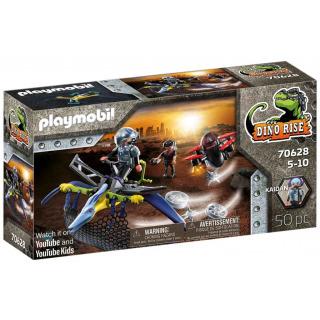 Obrázek 1 produktu Playmobil 70628 Pteranodon Útok ze vzduchu