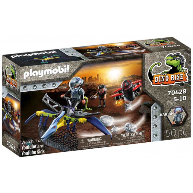 Obrázek produktu Playmobil 70628 Pteranodon Útok ze vzduchu
