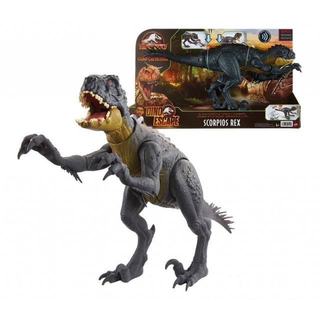 Obrázek produktu Jurský svět Dino útěk SCORPIOS REX, Mattel HBT41