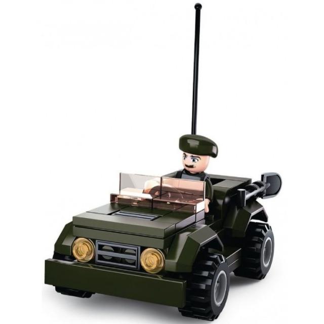 Obrázek produktu Sluban Army M38-B0587F Džíp