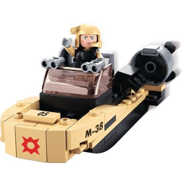 Obrázek produktu Sluban Army M38-B0587H Útočný člun