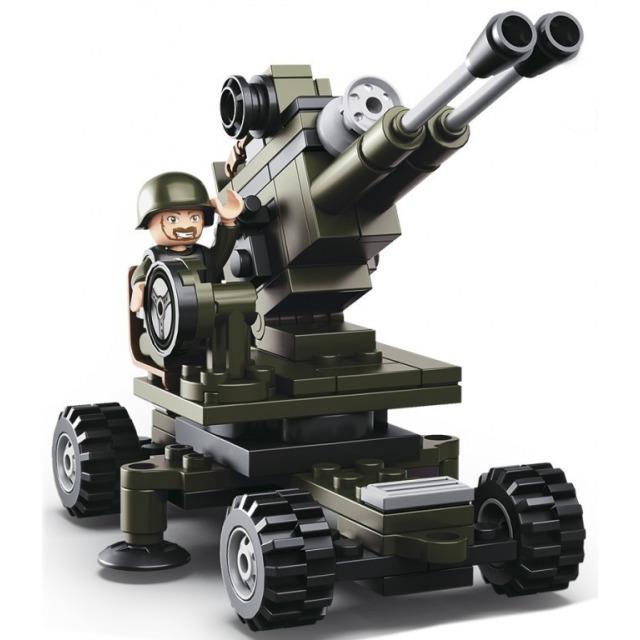 Obrázek produktu Sluban Army M38-B0587E Dělostřelec