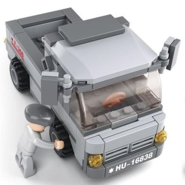 Obrázek produktu Sluban Army M38-B0537E Nákladní auto