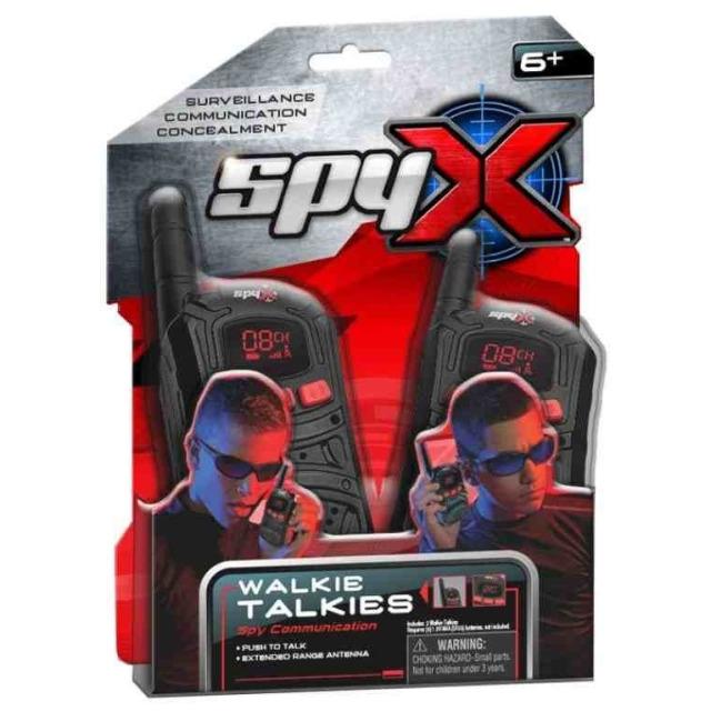 Obrázek produktu SpyX Vysílačky